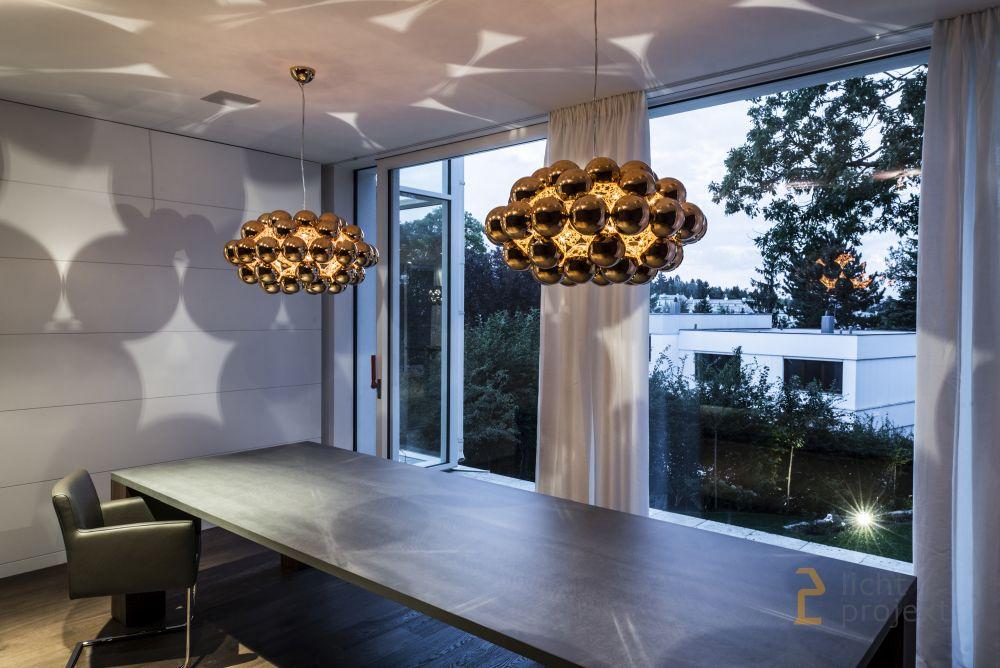Lichtprojekt LED Beleuchtung Villa E009